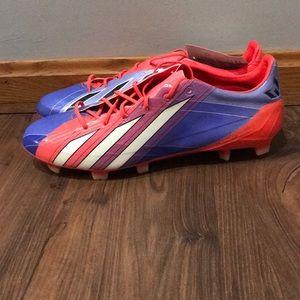 Adidas Adizero F50 Messi soccer shoes 10.5 NWT